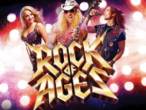 Rock of ages blackpool