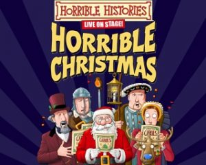 horrible histories blackpool